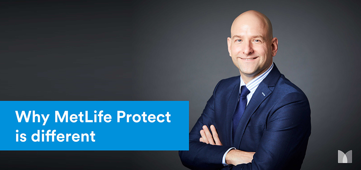 Why modular MetLife Protect is different