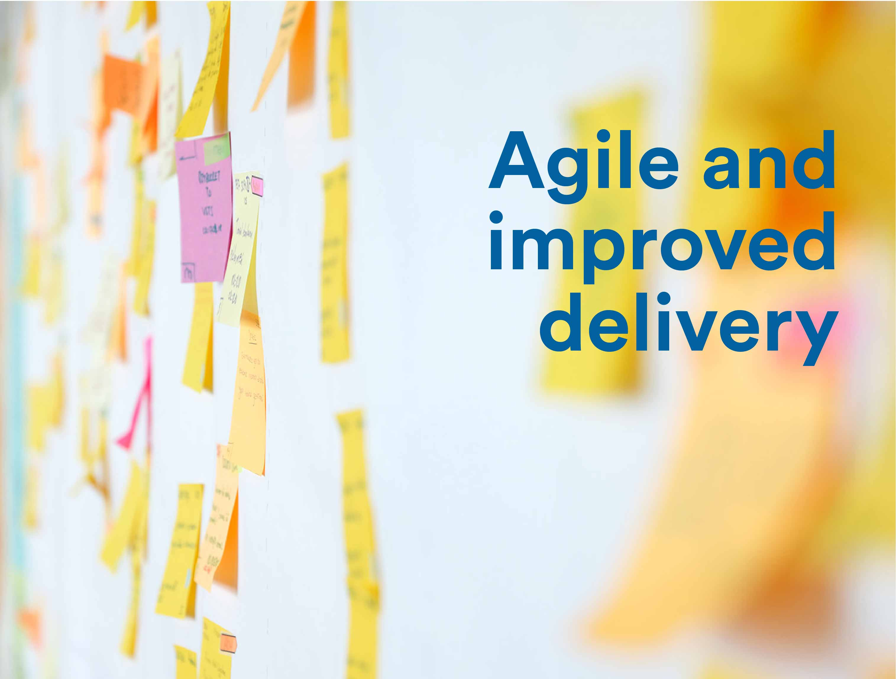 How the retail long-running team used agile to improve delivery