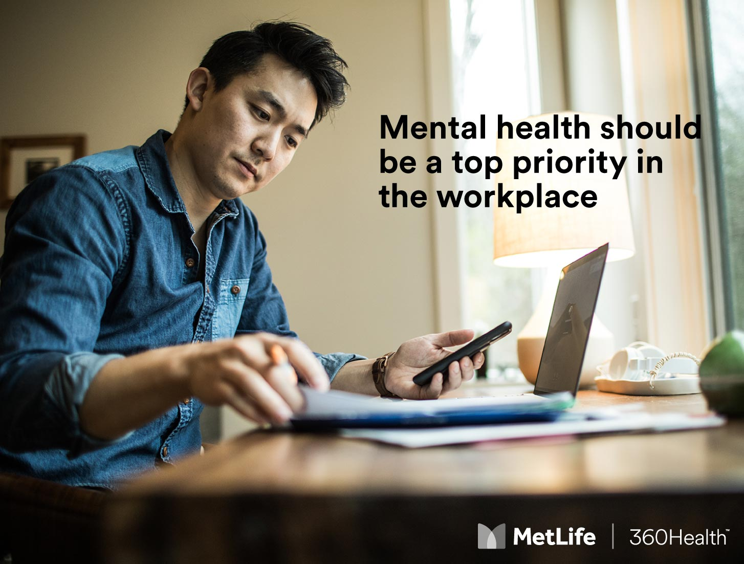 Mental health should be a top priority in the workplace