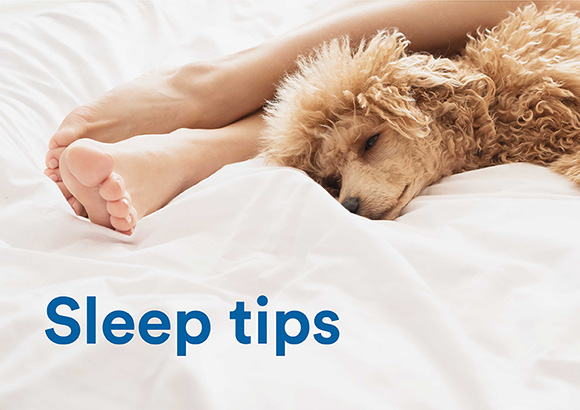 Sleep tips