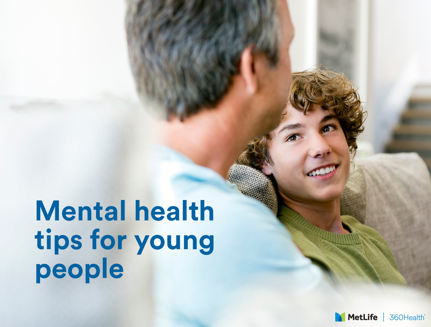 Mental health tips for young people
